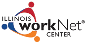 Illinois WorkNetCenter Logo